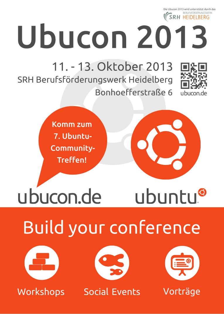Ubucon 2013 Poster